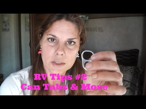 RV Tips #2 Hooks for Clothes and other Organization Stuff for Newbies on the Road