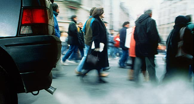 Air and Noise Pollution Linked to Increased Heart Failure