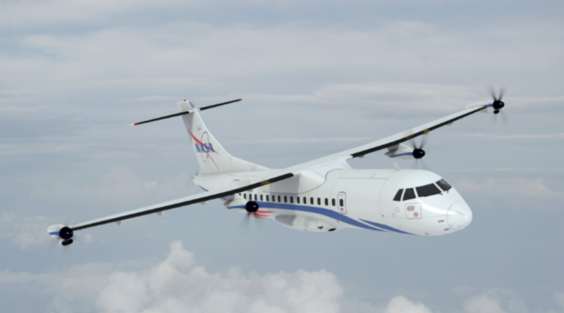 NASA Issues Contracts to Mature Electrified Aircraft Propulsion Technologies