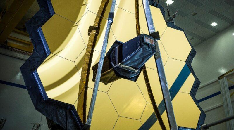 NASA Invites Media to James Webb Space Telescope Launch